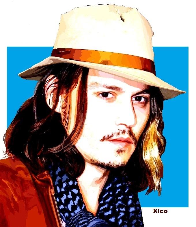 Johnny Depp par FCARLOS
